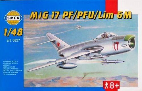 SMĚR Mig 17 PF/PFU