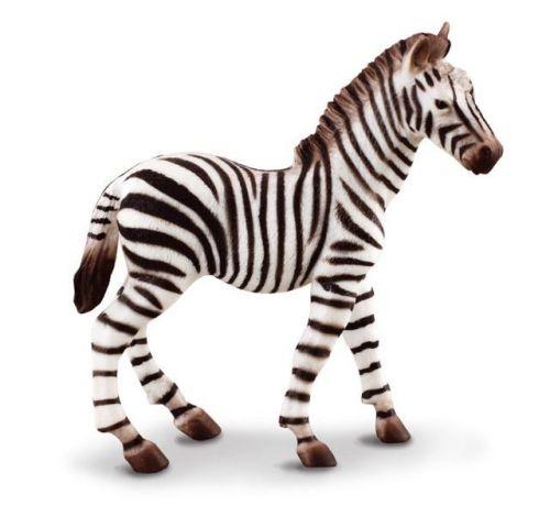 Mac Toys Zebra hříbě 9 cm cena od 49 Kč