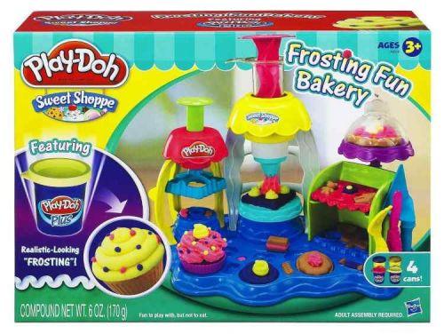 HASBRO Play Doh - Pekárna cena od 499 Kč