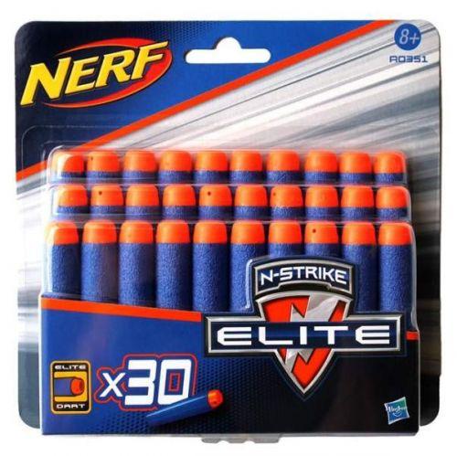 HASBRO NERF Elite náhradní šipky 30 ks