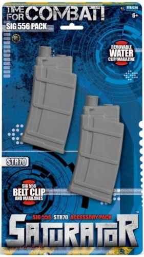 Mac Toys Vodní samopal Saturator - 2 x zásobník Sig-556 cena od 79 Kč