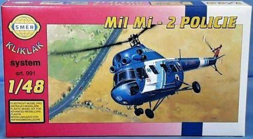 SMĚR Vrtulník Mi-2 Policie