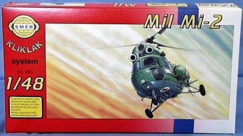 SMĚR Vrtulník Mi-2 1:48