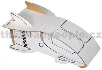 Calafant Kartonový model Kosmická loď cena od 0 Kč