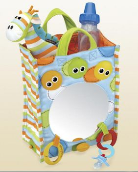 Yookidoo Hudební taška se zrcadlem cena od 599 Kč
