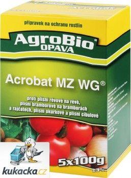 AgroBio Opava Acrobat MZ WG - 5x100 g
