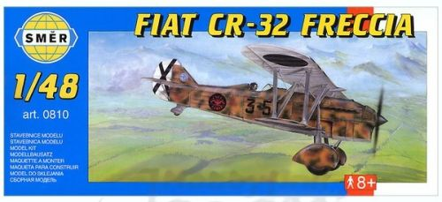 SMĚR Fiat CR-32 Freccia 1:48 cena od 85 Kč