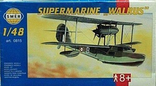 SMĚR Supermarine Walrus Mk.2 1:48 cena od 113 Kč