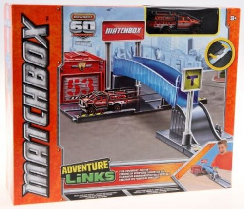 Mattel Matchbox Hasiči Y6093 cena od 0 Kč