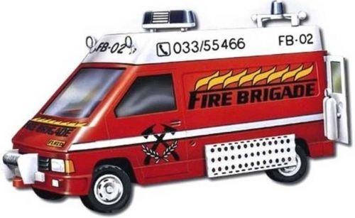 Vista Monti 45 Fire Brigade  cena od 156 Kč