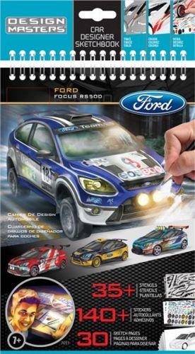 WOOKY Ford Focus RS - návrhářské portfolio malé cena od 0 Kč