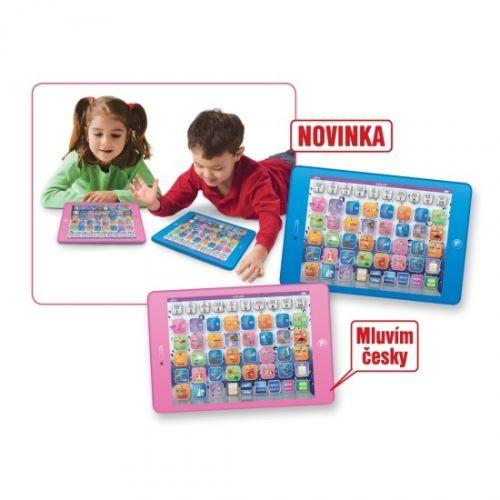MaDe Dětský tablet česko-anglický