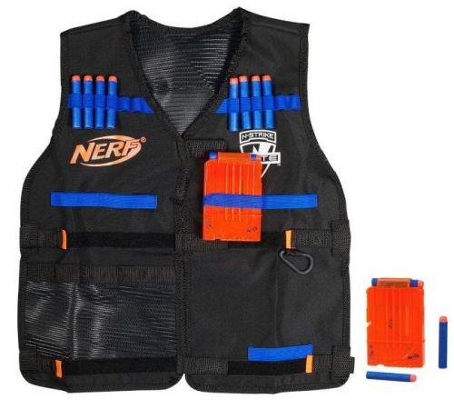 HASBRO NERF Elite vesta s 2 zásobníky a 12 šipkami