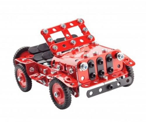 MECCANO Tintin Jeep 4x4