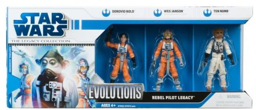 HASBRO Star Wars Piloti rebelů cena od 341 Kč