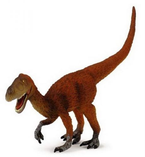 Mac Toys Dinosaurus Eotyrannus 10 cm cena od 99 Kč