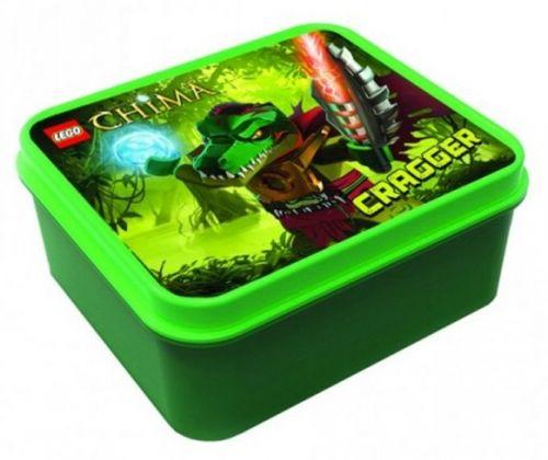 LEGO Svačinový box Chima Cragger cena od 99 Kč