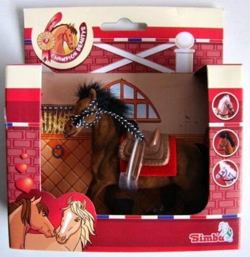 SIMBA Kůň Champ Beauty 11 cm