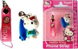 Hello Kitty Přívěsek na mobil cena od 0 Kč