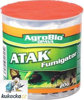 Atak fumigator recenze