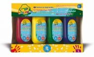 Crayola prstové barvy 4 tuby cena od 213 Kč