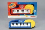 Simba Toys - Simba Piáno, 23 kláves