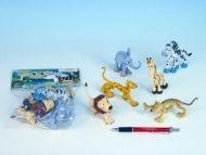 Teddies Zvířátka safari veselá cena od 99 Kč