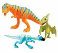 Learning Curve T-Rex Boris, Oren, paní Pteranodonová