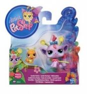 Hasbro Littlest Pet Shop Okouzlující víla Sedmikrásková víla a mravenec 2612 a 2613 cena od 145 Kč