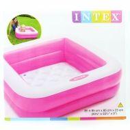 Intex Bazén čtverec 85 x85 23 cm