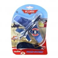 Alltoys Canenco: Pěnová letadla vystřelovací Planes Rochelle, Dusty, Skipper - Alltoys Canenco cena od 70 Kč