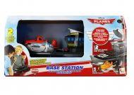 Mattel Vysílačky Planes - letadlová základna na baterie cena od 0 Kč