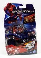 Hasbro Spiderman Vozidla na setrvačník bugina 39608 cena od 0 Kč