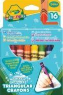 Crayola trojhranné voskovky 16 ks cena od 119 Kč