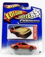 Mattel Hot Wheels Color shifters autíčko T-Bird Stocker cena od 0 Kč