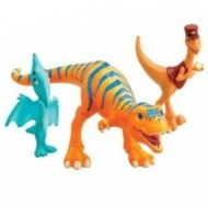 Learning Curve T-Rex Pan průvodčí, Delores a Zlatka