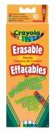 Crayola vygumovatelné pastelky 10 ks cena od 129 Kč