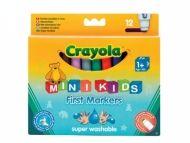 Crayola Mé první fixy 12 ks cena od 0 Kč