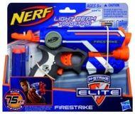Hasbro NERF elite pistole s laserovým zaměřováním cena od 294 Kč