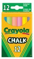 Crayola barevné křídy AntiDust