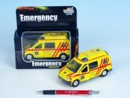 Teddies Ambulance kov