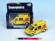 Teddies Ambulance kov