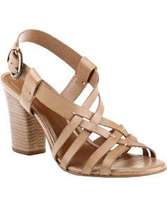 Baťa - Páskové kožené sandály 764-8966