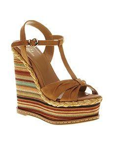 Baťa - Letní dámské sandály na vysoké platformě 769-8962
