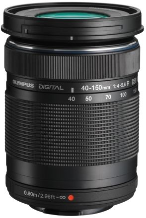 Olympus 40-150mm f/4-5,6 R ED (EZ-M4015 R)