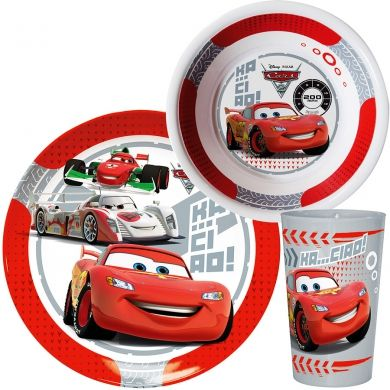 P:OS Handels souprava na snídani Cars 3-dílná cena od 255 Kč