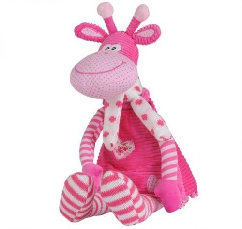 BabyOno Edukační hračka s chrastítkem Žirafka velká cena od 190 Kč