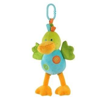 Baby ONO Závěsná hračka se zvukem Kačenka cena od 205 Kč
