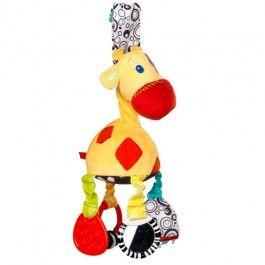 BRIGHTSTARTS Žirafa cena od 299 Kč