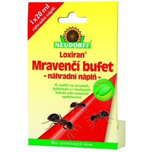 Agro Přípravek ND Loxiran mravenčí bufet